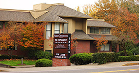 our building at ZenTech Dentistry, in West Linn, OR